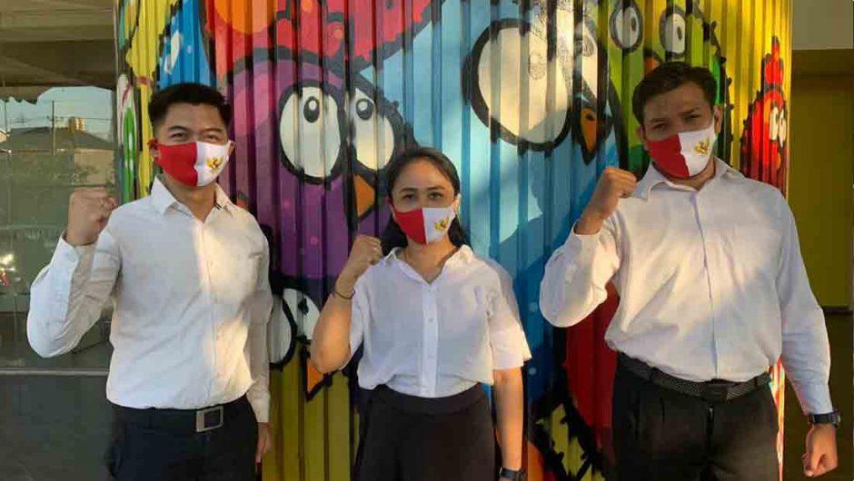 Upacara Pengibaran Bendera Virtual ala Yello Hotel Jemursari