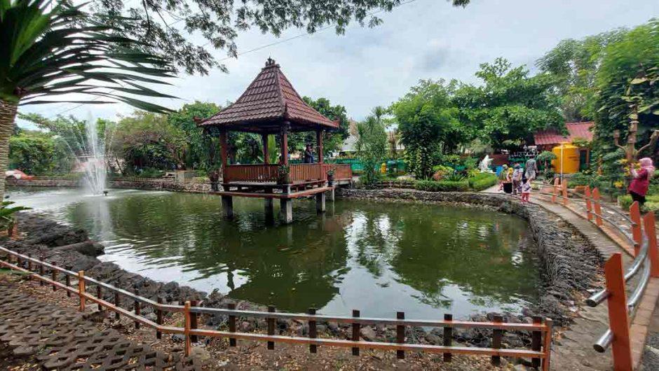 Taman Abhirama, Wisata Kota untuk Keluarga